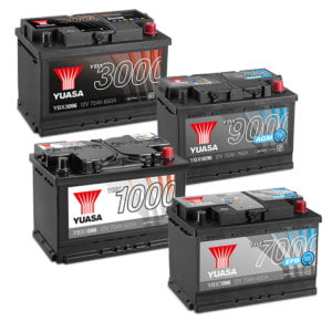 Vehicle Batteries & Inverters