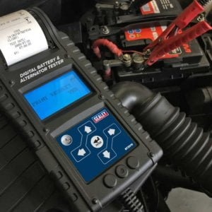 Battery Testing & Equipment