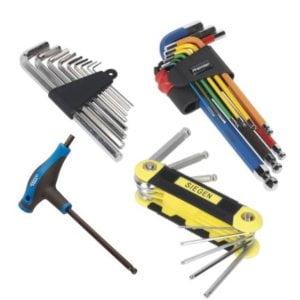 Hex & Torx Tools