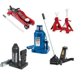 Jacking & Axle Stands
